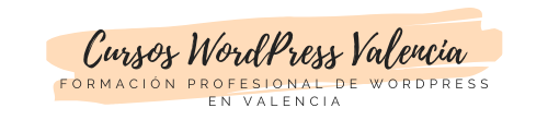 Cursos WordPress Valencia Logo reducido